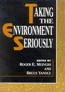 link and cover image for the book Taking the Environment Seriously