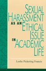 link and cover image for the book Sexual Harassment as an Ethical Issue in Academic Life