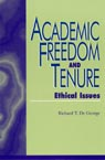 link and cover image for the book Academic Freedom and Tenure: Ethical Issues