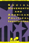 link and cover image for the book Social Movements and American Political Institutions