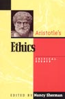 link and cover image for the book Aristotle's Ethics: Critical Essays
