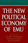 link and cover image for the book The New Political Economy of EMU
