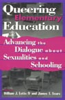 link and cover image for the book Queering Elementary Education: Advancing the Dialogue about Sexualities and Schooling