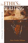 link and cover image for the book The Ethics of Writing: Derrida, Deconstruction, and Pedagogy