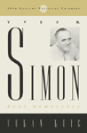 link and cover image for the book Yves R. Simon: Real Democracy