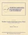 link and cover image for the book North Carolina Environmental Law Handbook