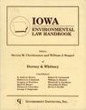 link and cover image for the book Iowa Environmental Law Handbook