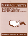 link and cover image for the book Massachusetts Environmental Law Handbook, Third Edition
