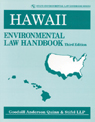 link and cover image for the book Hawaii Environmental Law Handbook, Third Edition