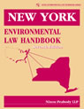 link and cover image for the book New York Environmental Law Handbook, Seventh Edition