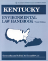 link and cover image for the book Kentucky Environmental Law Handbook, Third Edition