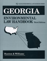 link and cover image for the book Georgia Environmental Law Handbook, Third Edition