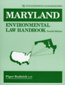 link and cover image for the book Maryland Environmental Law Handbook, Fourth Edition