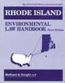 link and cover image for the book Rhode Island Environmental Law Handbook, Third Edition