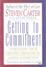 link and cover image for the book Getting to Commitment: Overcoming the 8 Greatest Obstacles to Lasting Connection (And Finding the Courage to Love)