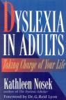 link and cover image for the book Dyslexia in Adults: Taking Charge of Your Life