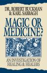 link and cover image for the book Magic or Medicine?