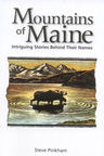 link and cover image for the book The Mountains of Maine: Intriguing Stories Behind Their Names