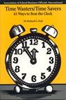 link and cover image for the book Time Wasters/Time Savers: 61 Ways to Beat the Clock