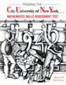 link and cover image for the book Passing the City University of New York Mathematics Skills Assessment Test