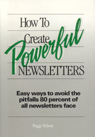 link and cover image for the book How to Create Powerful Newsletters
