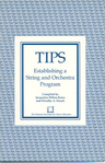 link and cover image for the book TIPS: Establishing a String and Orchestra Program