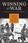 link and cover image for the book Winning at War: Seven Keys to Military Victory throughout History