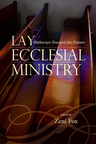 link and cover image for the book Lay Ecclesial Ministry: Pathways Toward the Future