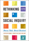 link and cover image for the book Rethinking Social Inquiry: Diverse Tools, Shared Standards, Second Edition