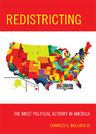link and cover image for the book Redistricting: The Most Political Activity in America
