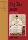 link and cover image for the book Ming China, 1368–1644: A Concise History of a Resilient Empire