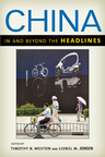 link and cover image for the book China in and beyond the Headlines