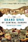 link and cover image for the book The Grand Spas of Central Europe: A History of Intrigue, Politics, Art, and Healing