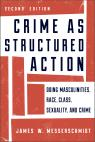 link and cover image for the book Crime as Structured Action: Doing Masculinities, Race, Class, Sexuality, and Crime, Second Edition