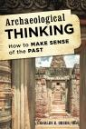 link and cover image for the book Archaeological Thinking: How to Make Sense of the Past