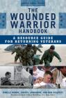 link and cover image for the book The Wounded Warrior Handbook: A Resource Guide for Returning Veterans, Updated Second Edition