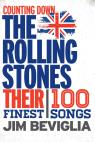 link and cover image for the book Counting Down the Rolling Stones: Their 100 Finest Songs