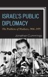 link and cover image for the book Israel's Public Diplomacy: The Problems of Hasbara, 1966-1975