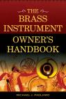 link and cover image for the book The Brass Instrument Owner's Handbook