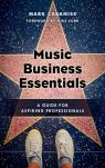 link and cover image for the book Music Business Essentials: A Guide for Aspiring Professionals