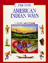 link and cover image for the book Discover American Indian Ways: A Carnegie Activity Book