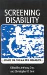 link and cover image for the book Screening Disability: Essays on Cinema and Disability
