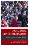 link and cover image for the book Academic Transformation: A Design Approach for the New Majority