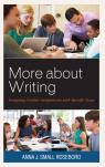 link and cover image for the book More about Writing: Designing Student Assignments with Specific Steps