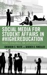link and cover image for the book Social Media for Student Affairs in #HigherEducation: Trends, Challenges, and Opportunities