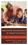link and cover image for the book Behavior Management in Today's Schools: Implementing Effective Interventions, Volume 2