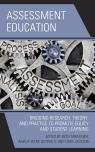 link and cover image for the book Assessment Education: Bridging Research, Theory, and Practice to Promote Equity and Student Learning