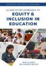 link and cover image for the book Educators for Diverse Classrooms: A Case Study Approach to Equity and Inclusion in Education