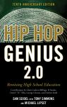 link and cover image for the book Hip-Hop Genius 2.0: Remixing High School Education, 10th Anniversary Edition
