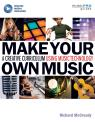 link and cover image for the book Make Your Own Music: A Creative Curriculum Using Music Technology